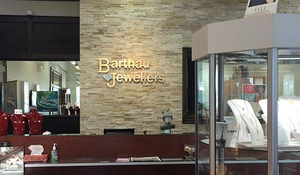 A break-in occurred at Barthau Jewellers in Stouffville, Ont., overnight between Aug. 4 and 5.
