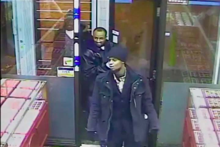 Abdullahi Ahmed Abdullahi is accused, along with two other individuals, of robbing VJ Jewellers in Edmonton to help finance the terrorist group, ISIS.