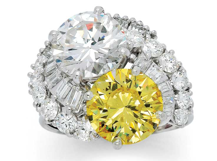 The price for yellow diamonds has taken a tumble recently, which means you're in luck if you desire these stones.
