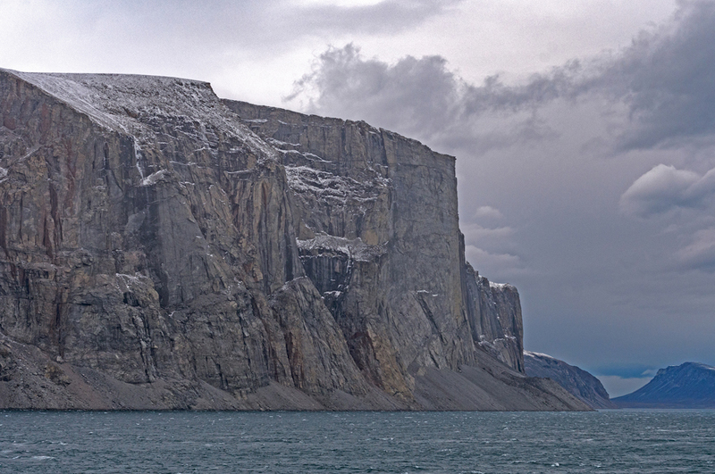 Canadian scientists have identified fragments of an ancient part of the Earth's continental crust in kimberlite samples recovered from Baffin Island.