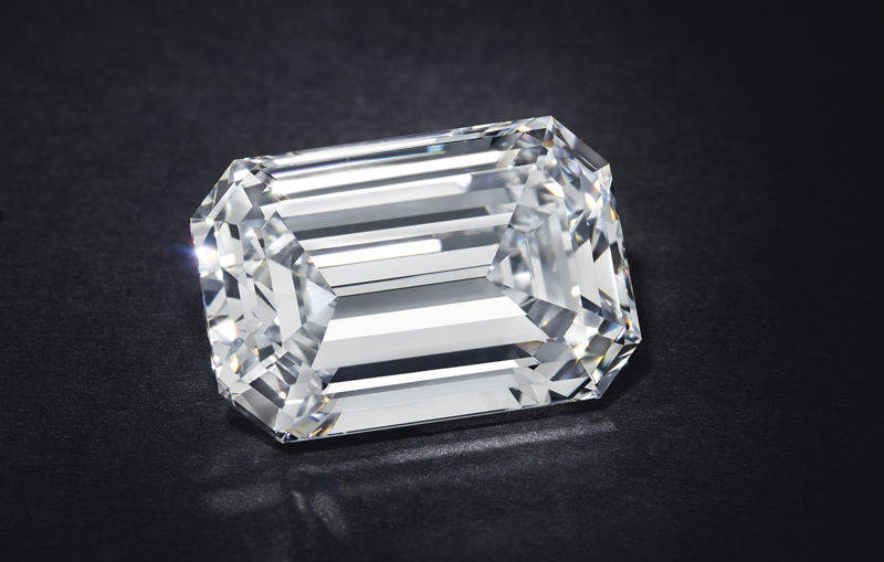 A 28.86-carat diamond ring, estimated between US$1 million and $2 million, is set to become the highest-valued lot ever offered at a Christie's online-only sale.