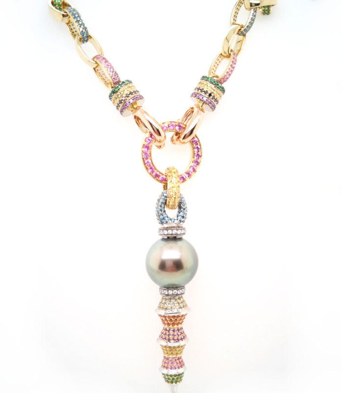 Best Use of Colour—Rosa Van Parys, Rosa Van Parys Jewelry