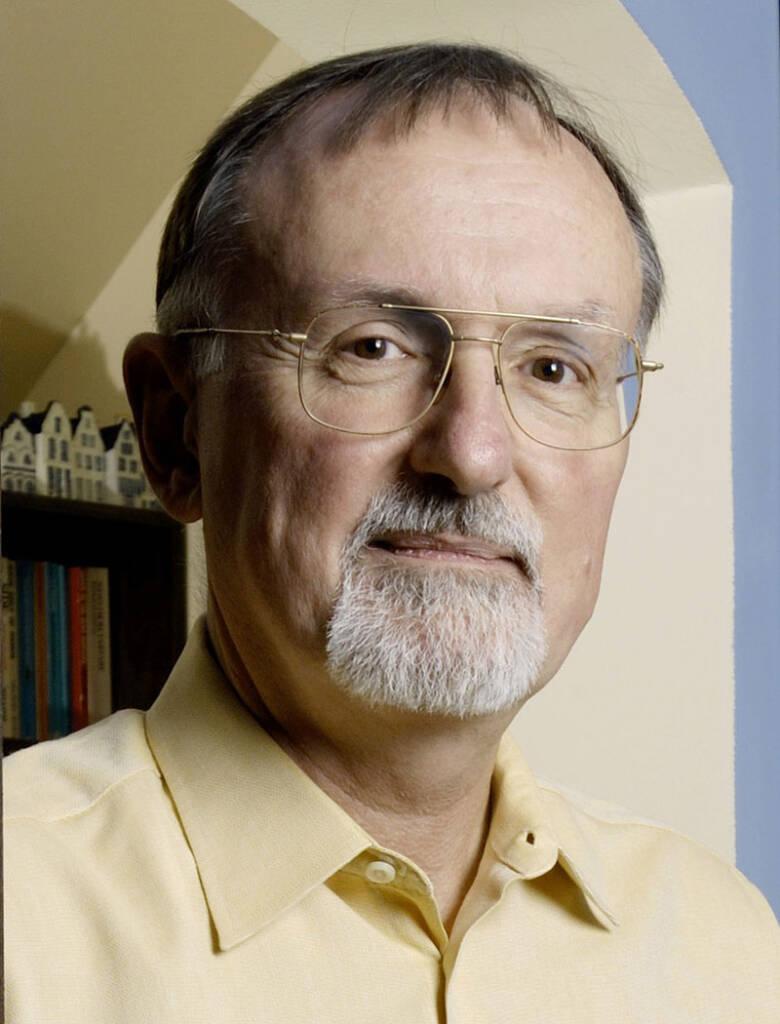 Ian Smillie, chair of the Diamond Development Initiative (DDI).