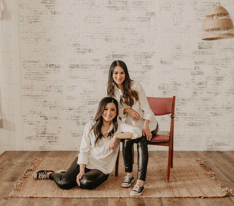 Sisters Chau Lui and Trang Wong co-own Paris Jewellers.