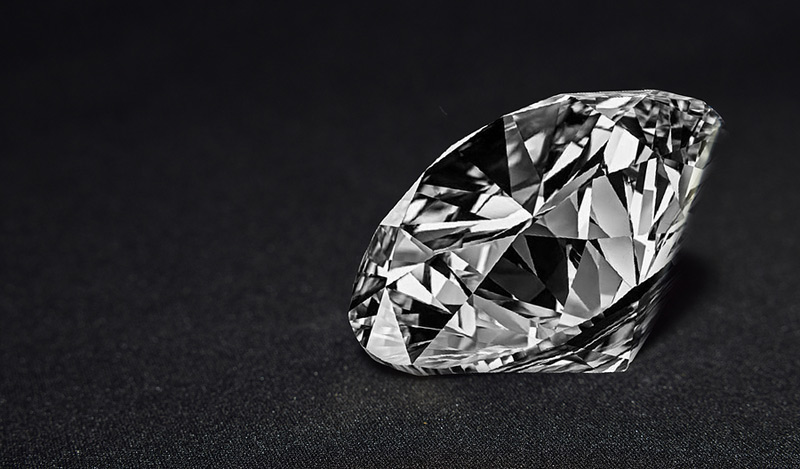 The Gemological Institute of America (GIA) says it is seeing an increase in the number of lab-grown diamonds submitted for update or verification services with counterfeit inscriptions referencing GIA natural diamond reports. Photo ©BigStockPhoto.com