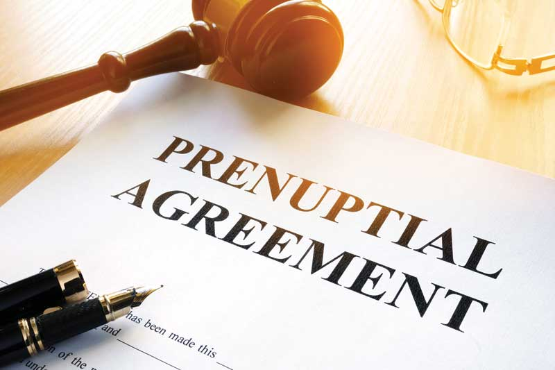 Having a conversation about needing a pre-nuptial agreement can be difficult; however, if those who own the business agree to undisputable rules and principles, this paperwork becomes just one more method of reducing risk and protecting the business.