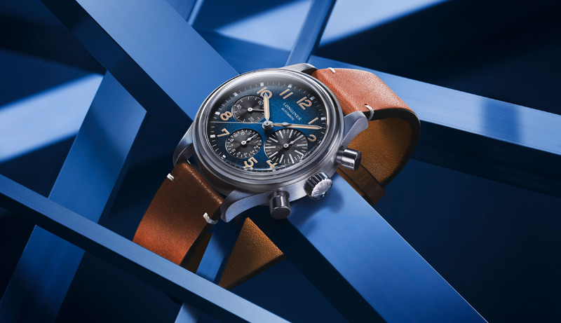 Swiss watchmaker Longines has launched an online boutique in Canada, offering free country-wide delivery. Photo courtesy Longines