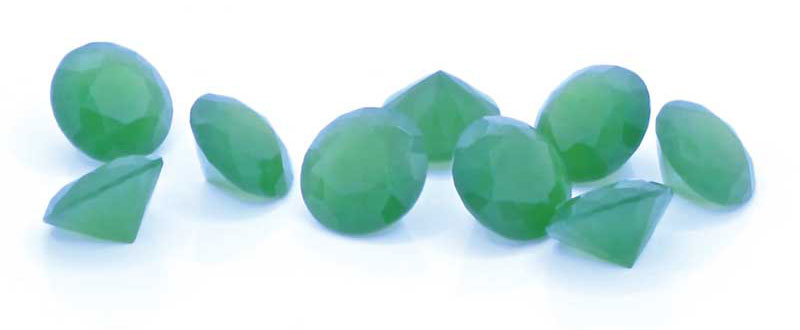 Jade has a semi-precious classification in Canada, but competes with gold as an investment in China. Photo by Veronica Cosio/courtesy New Sun Design Group