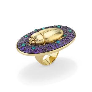 Best in Colored Gemstones (above $20,000)—VRAM